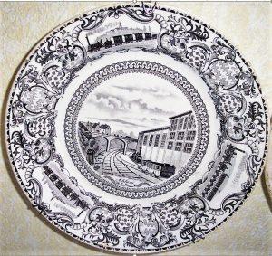 Assiette Ateliers 7 1844 Image